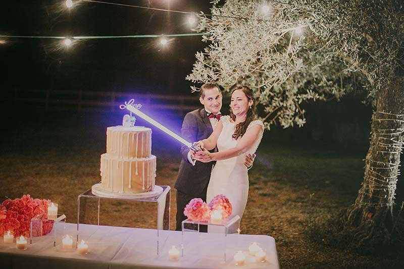 star wars wedding www.bodasdecuento.com