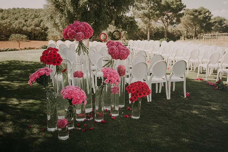 boda moderna empordà www.bodasdecuento.com