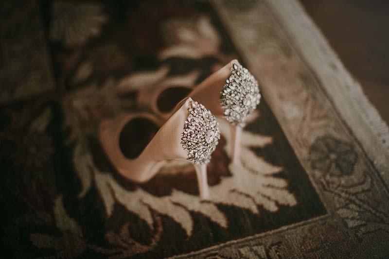 zapatos novia bonitos www.bodasdecuento.com