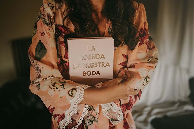 agenda novia bodas de cuento www.bodasdecuento.com