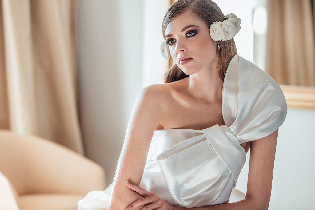 Oui Novias maquillaje novias 2018 www.bodasdecuento.com