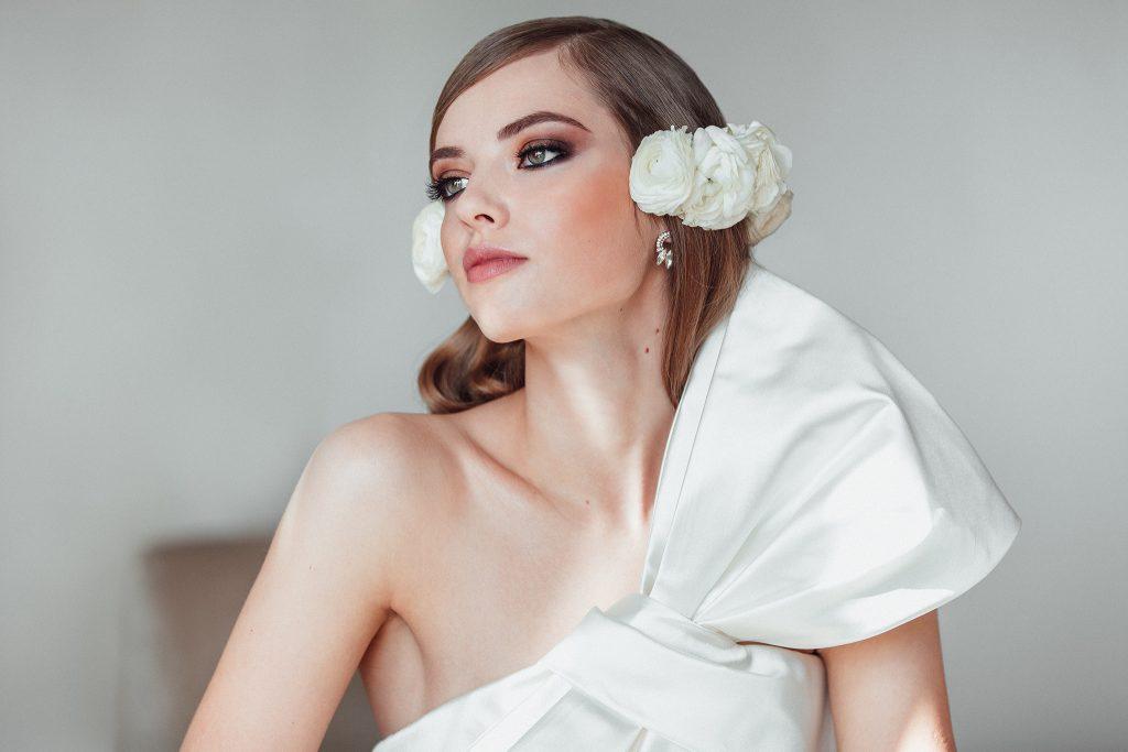 Oui Novias tendencias maquillaje novias 2018 www.bodasdecuento.com