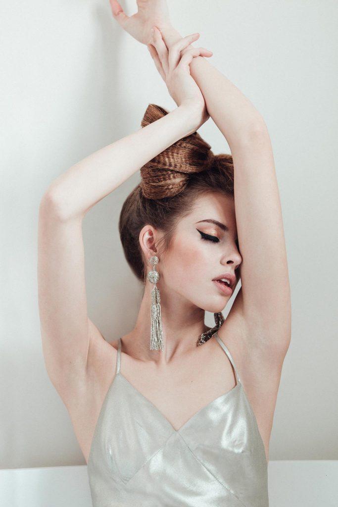 Oui Novias propuestas maquillaje para novias 2018 www.bodasdecuento.com