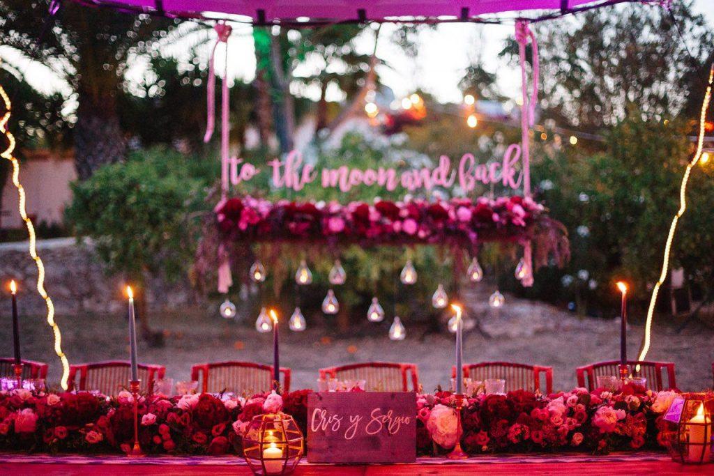 Tendencias de bodas 2018