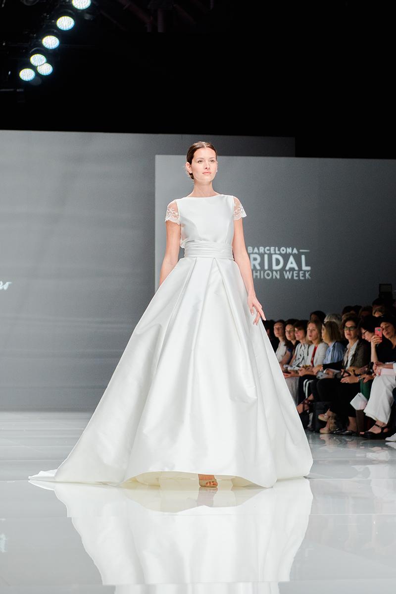 Colección 2019 de vestidos de novia de Cristina Tamborero