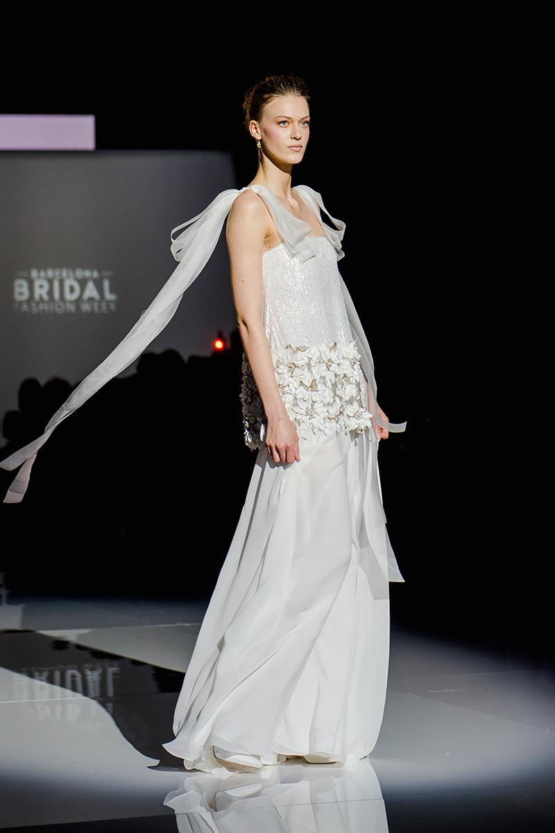 Colección de vestidos de novia 2019 de Jesús Peiró