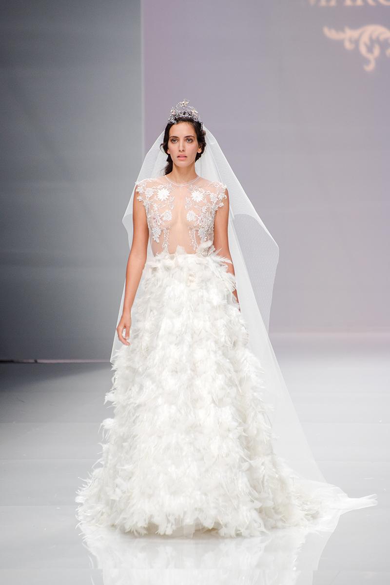 Colección 2019 de vestidos de novia de Marco & María