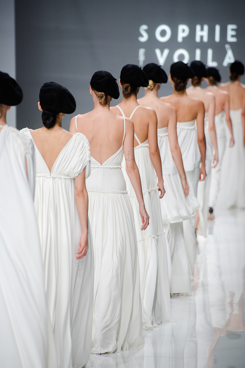 Colección 2019 de vestidos de novia de Sophie et voilá
