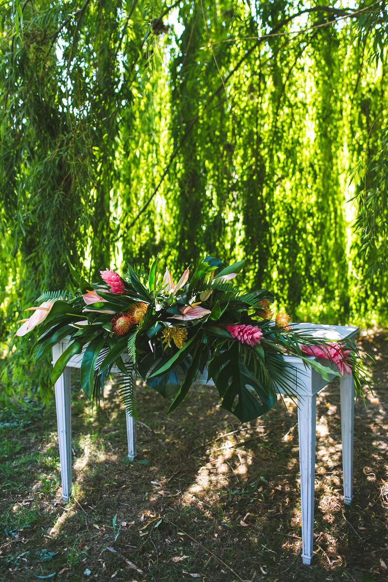 ceremonia tropical www.bodasdecuento.com