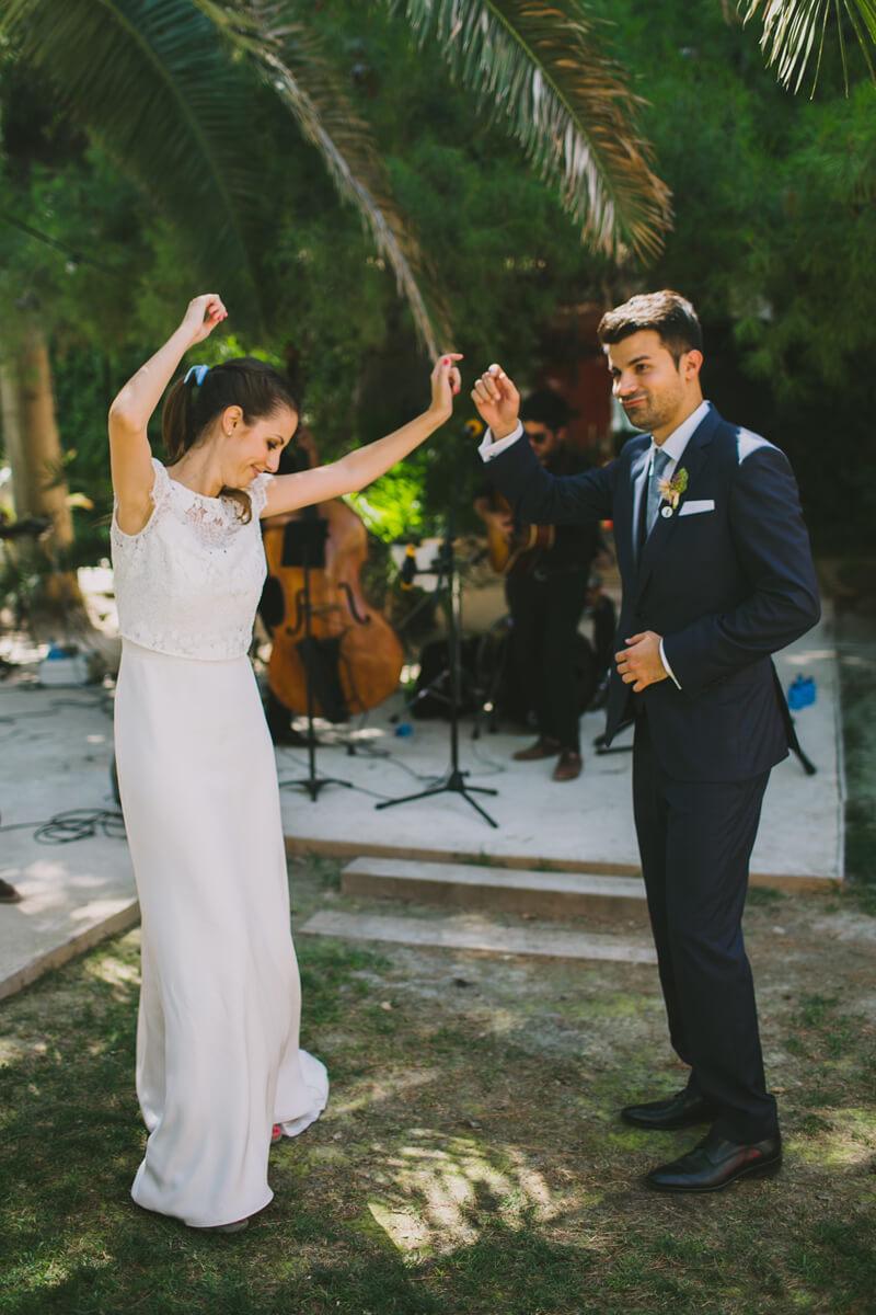 novios bailando www.bodasdecuento.com