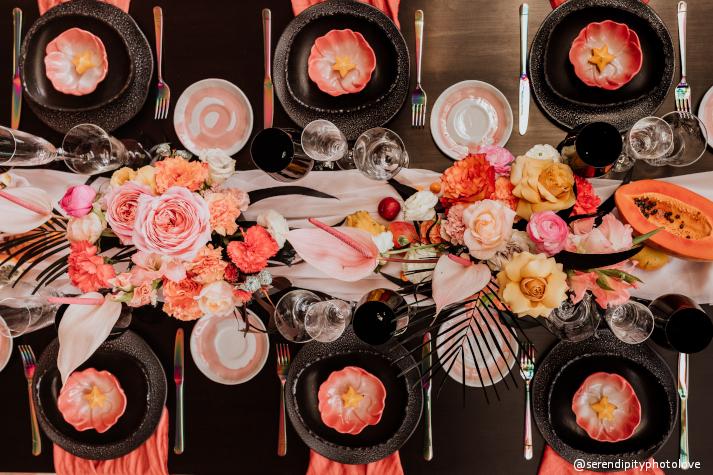 Decoración de bodas diferentes y exclusivas | Bodas de Cuento Styling and Design