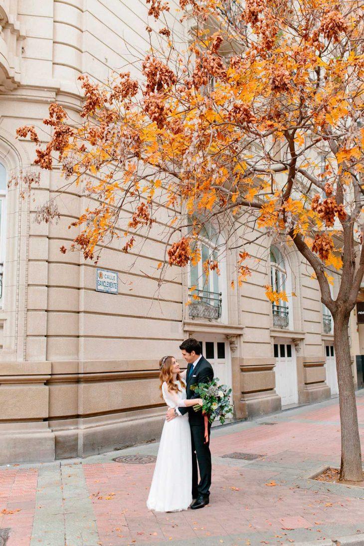 5 must en tu boda de otoño