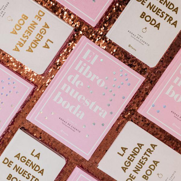 El pack de nuestra boda: El libro y la agenda de nuestra boda | Bodas de Cuento