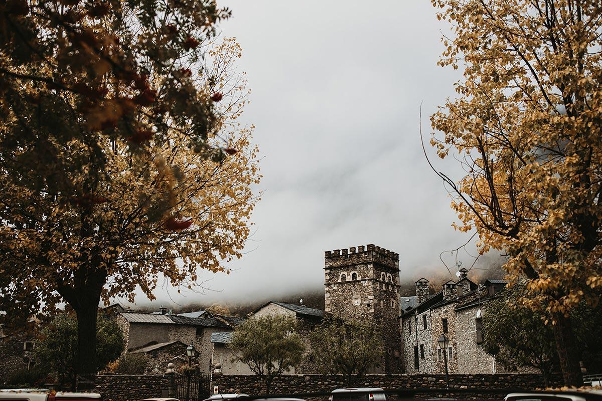 Boda de invierno en el pirineo Benasque | Bodas de Cuento