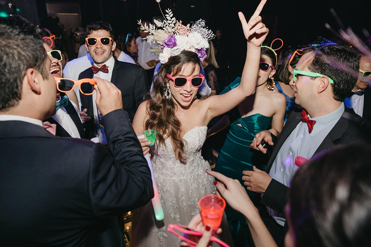 Hora loca boda en Bogota | Bodas de Cuento