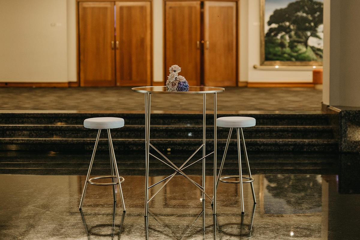 Boda moderna y minimalista en Bogota | Bodas de Cuento