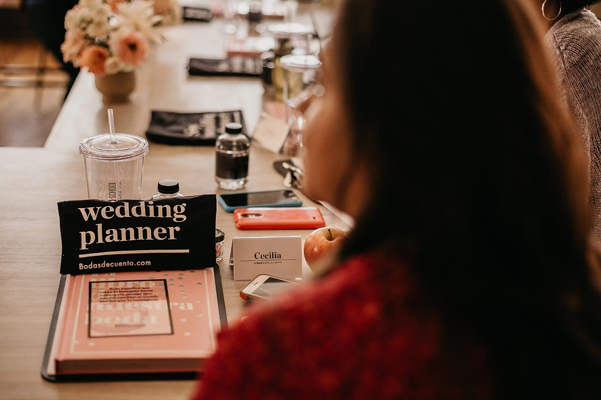 Curso Internacional Wedding Planner Mexico Certificación Bodas de Cuento