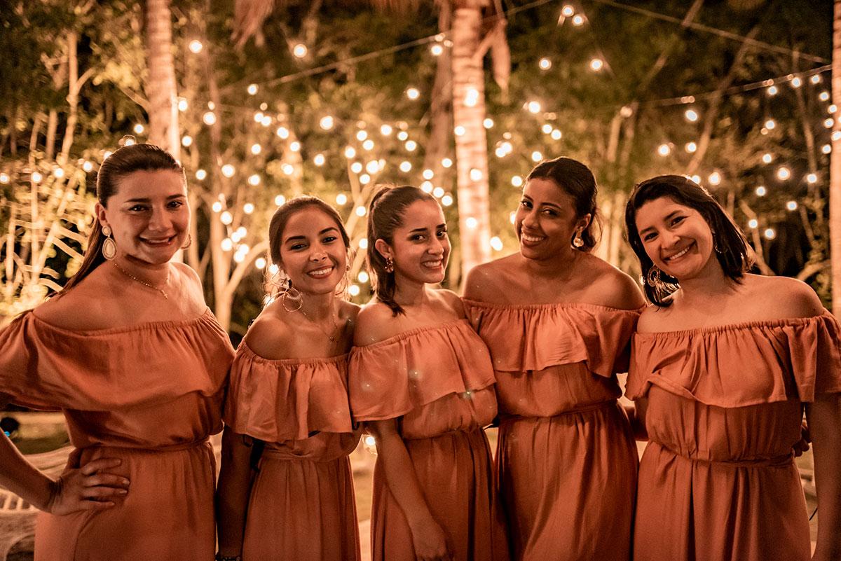 Equipo de wedding planners de Bodas de Cuento Colombia
